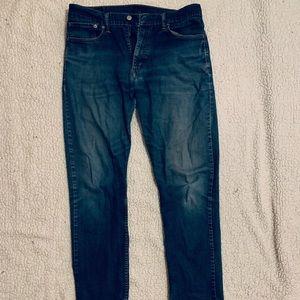 Levi's 513 Jeans 34x32